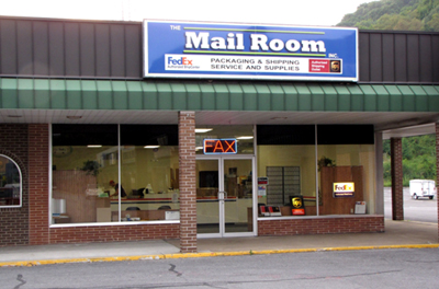 The Mail Room, Inc.
